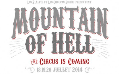 Mountain Of Hell aux 2 Alpes