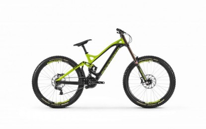 Mondraker Summum Carbon 2015