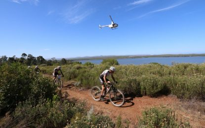 Absa Cape Epic : stage 1