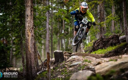 Enduro World Series, manche #5 à WinterPark