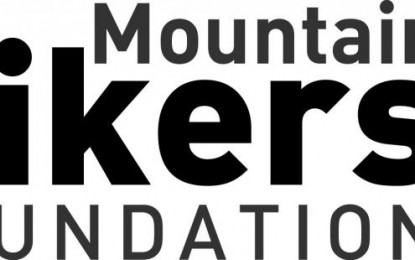 Nouveau logo Mountain Bikers Foundation
