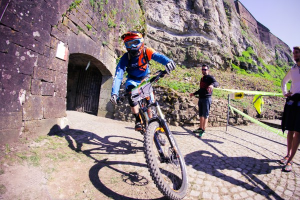 Cannondale enduro Tour en Open