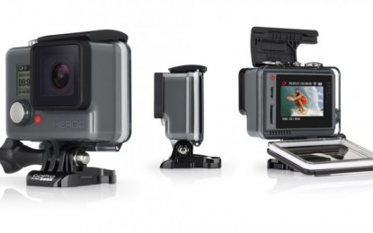 Nouvelle GoPro Hero +LCD