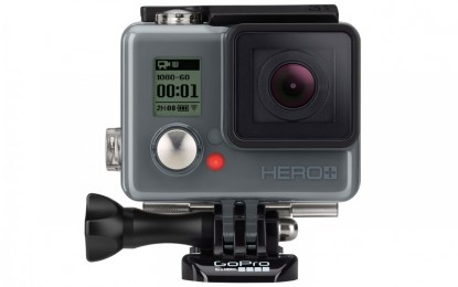 GoPro Hero +, la caméra accessible