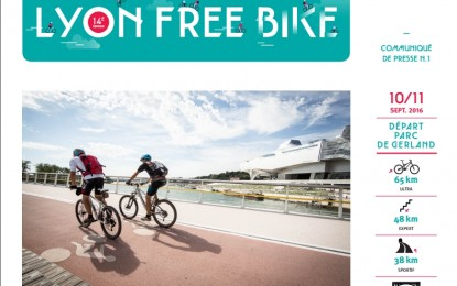 Lyon Free Bike le 10 Septembre