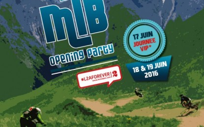 MTB Opening Party aux 2 Alpes