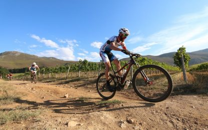 Absa Cape Epic : stage 2 (ou presque)