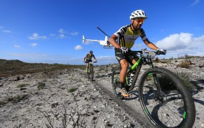 Absa Cape Epic, stage 5 : single tracks party !