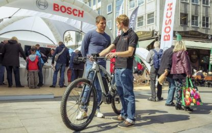 Bosch eBike Systems Demo Tour