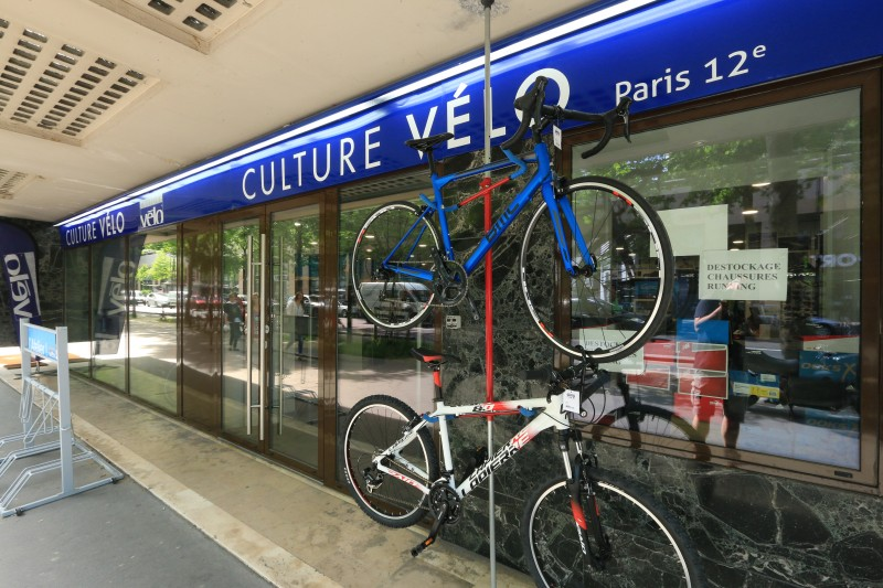 Culture Vélo Paris 12 : le plus grand de Paris