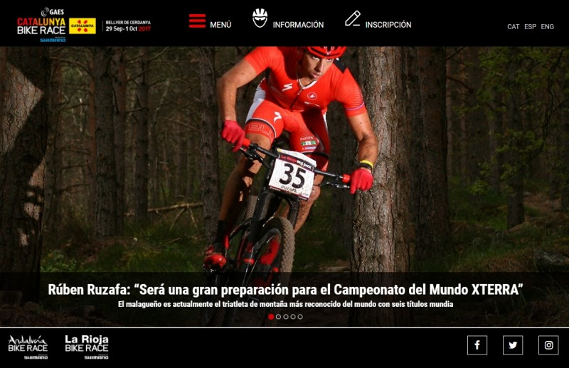 GAES Catalunya Bike Race le 29 Septembre