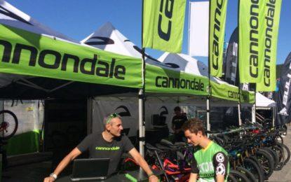 Cannondale Demo Tour, c'est parti !