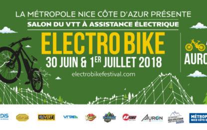 Electro Bike Festival à Auron le 30 Juin
