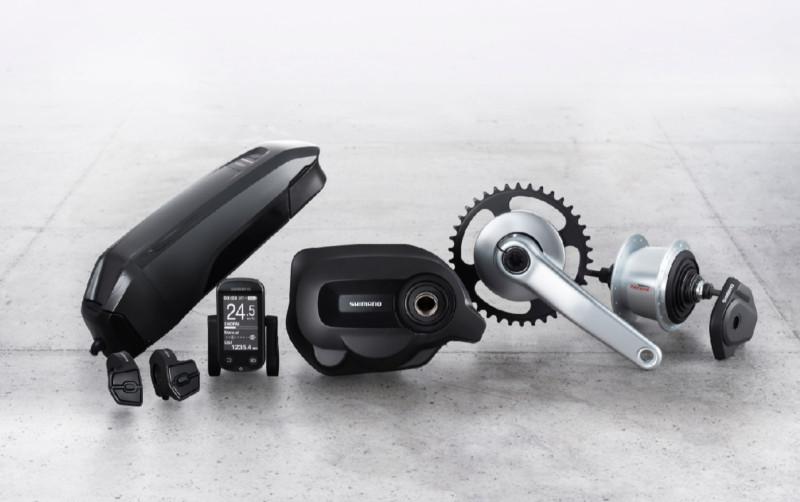 Shimano E6100 : pour le vélo loisir