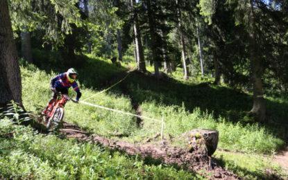 J-10 pour le Alps Bike Festival à la Clusaz !