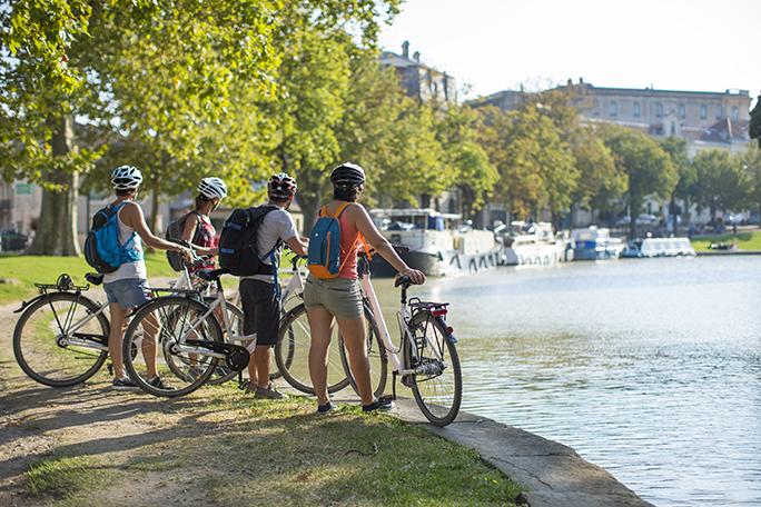 Fête du vélo pour 300000 personnes