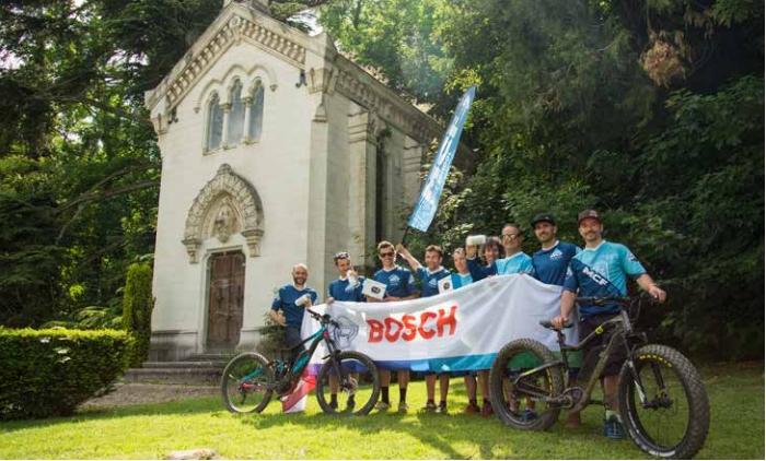Nouveaux ambassadeurs MCF- Bosch