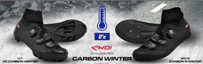 Nouvelle liste offrir des rabais publier des informations sur Nouvelles chaussures hiver EKOI | Bikelive - L'actu 100 % VTT